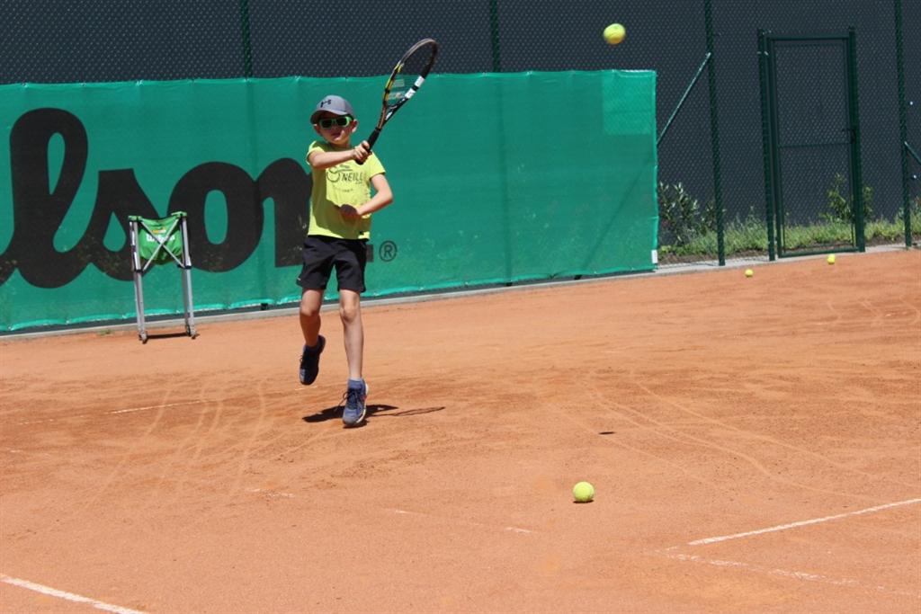 Letní tenisový kemp TK Kročehlavy, Zdroj: Tennis Academy Maršoun