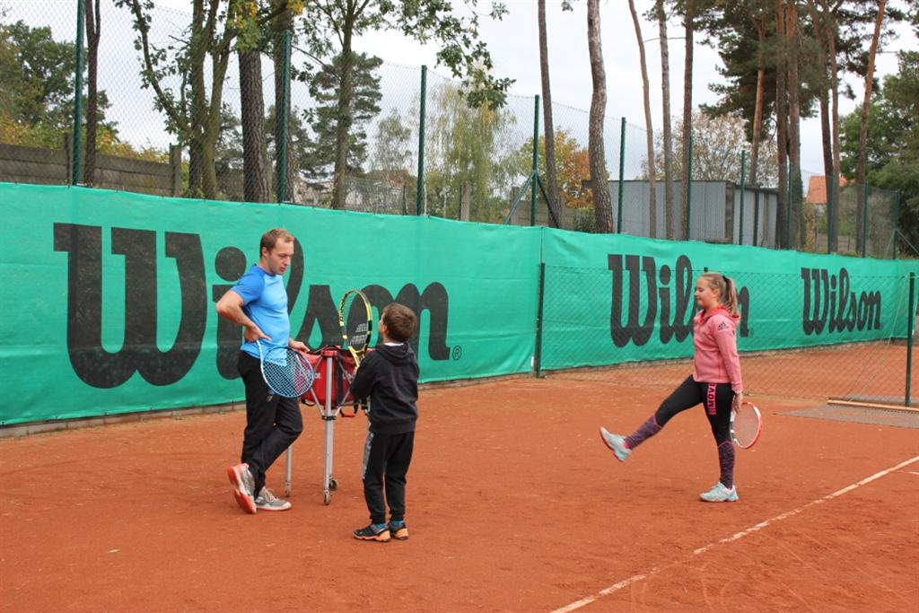 Trenér Kryštof Kvis, Foto: Tennis Academy Maršoun