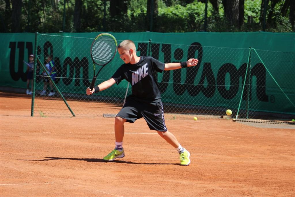 Tenisový kemp TK Kročehlavy, Zdroj: Tennis Academy Maršoun