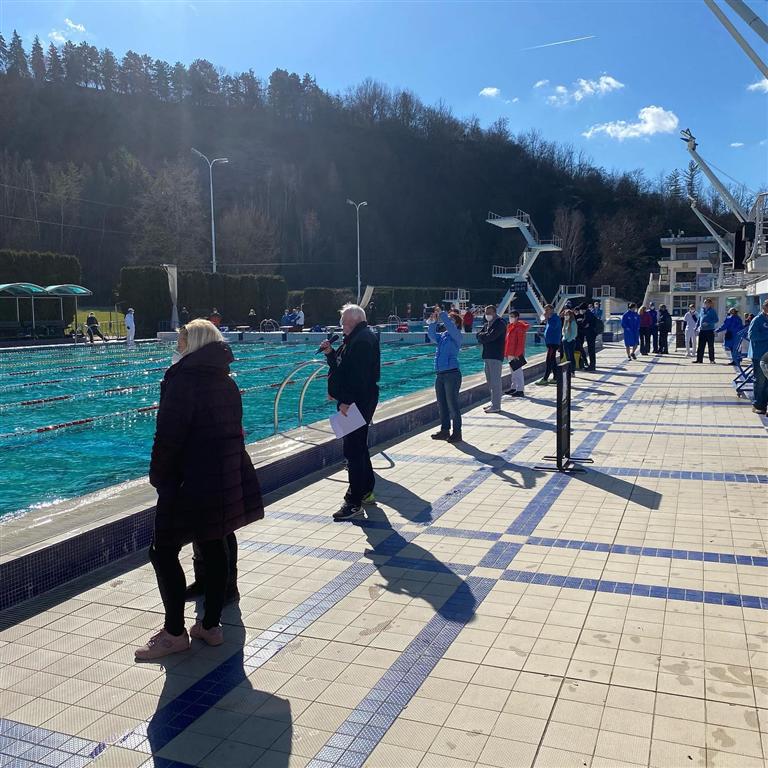 Plavecký stadion Podolí, Foto: archiv F. Jíchy
