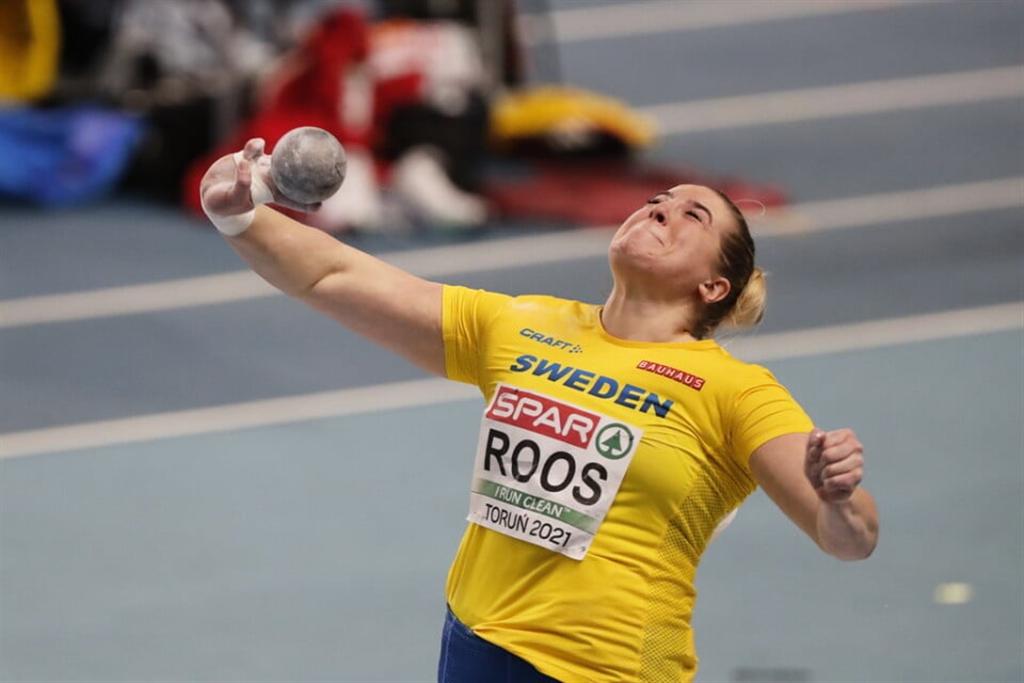 Koulařka Fanny Roos ze Švédska, Zdroj: A.C. TEPO Kladno