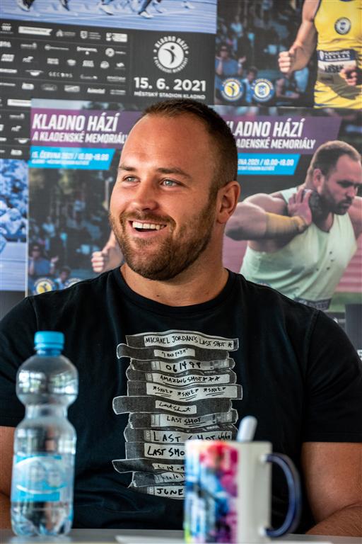 Tomáš Staněk - Kladno hází a Kladenské memoriály r. 2021, Zdroj: A.C. TEPO Kladno