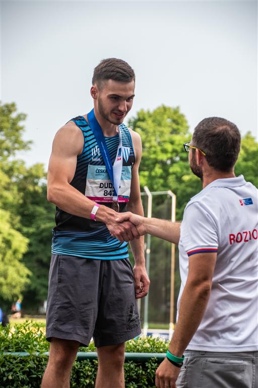 MČR juniorů a dorostu Kladno r. 2021, Foto: David Herák