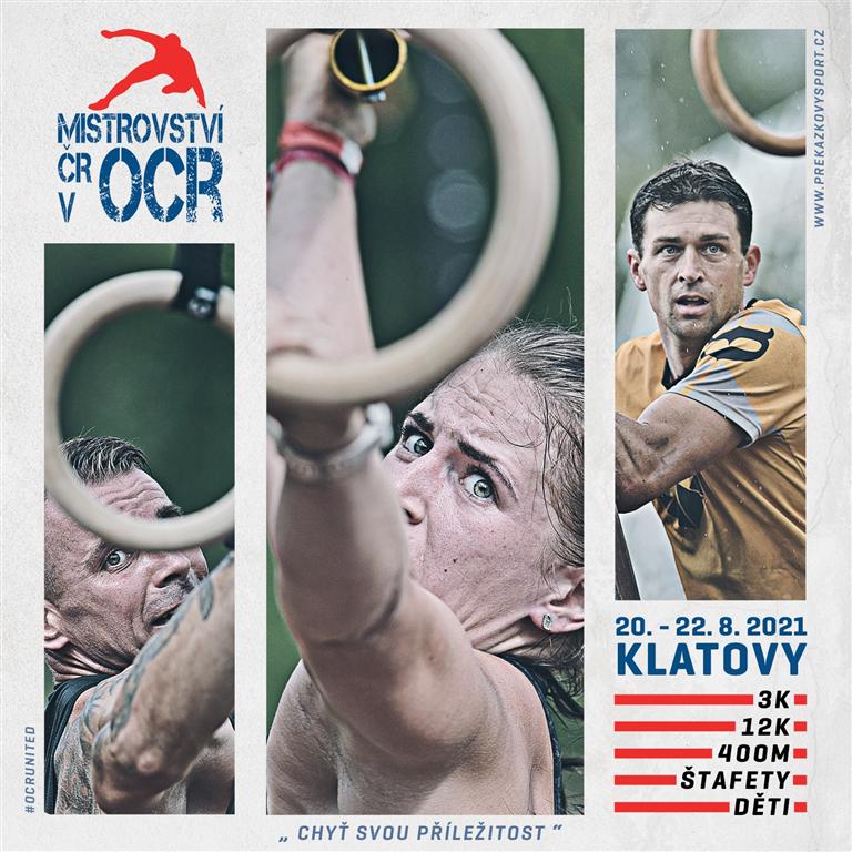 Mistrovství České republiky v OCR - 20. až  22. srpna