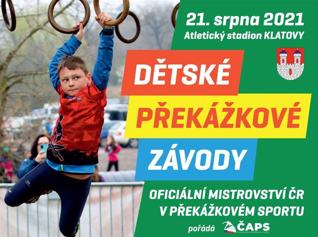Mistrovství České republiky v OCR - pozvánka