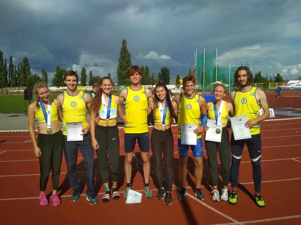 Mistrovství ČR do 22 let v Plzni, Foto: A.C.TEPO Kladno