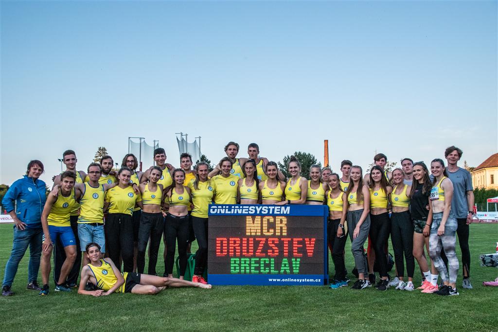 MČR družstev mužů a žen Břeclav r. 2021, Foto: David Herák